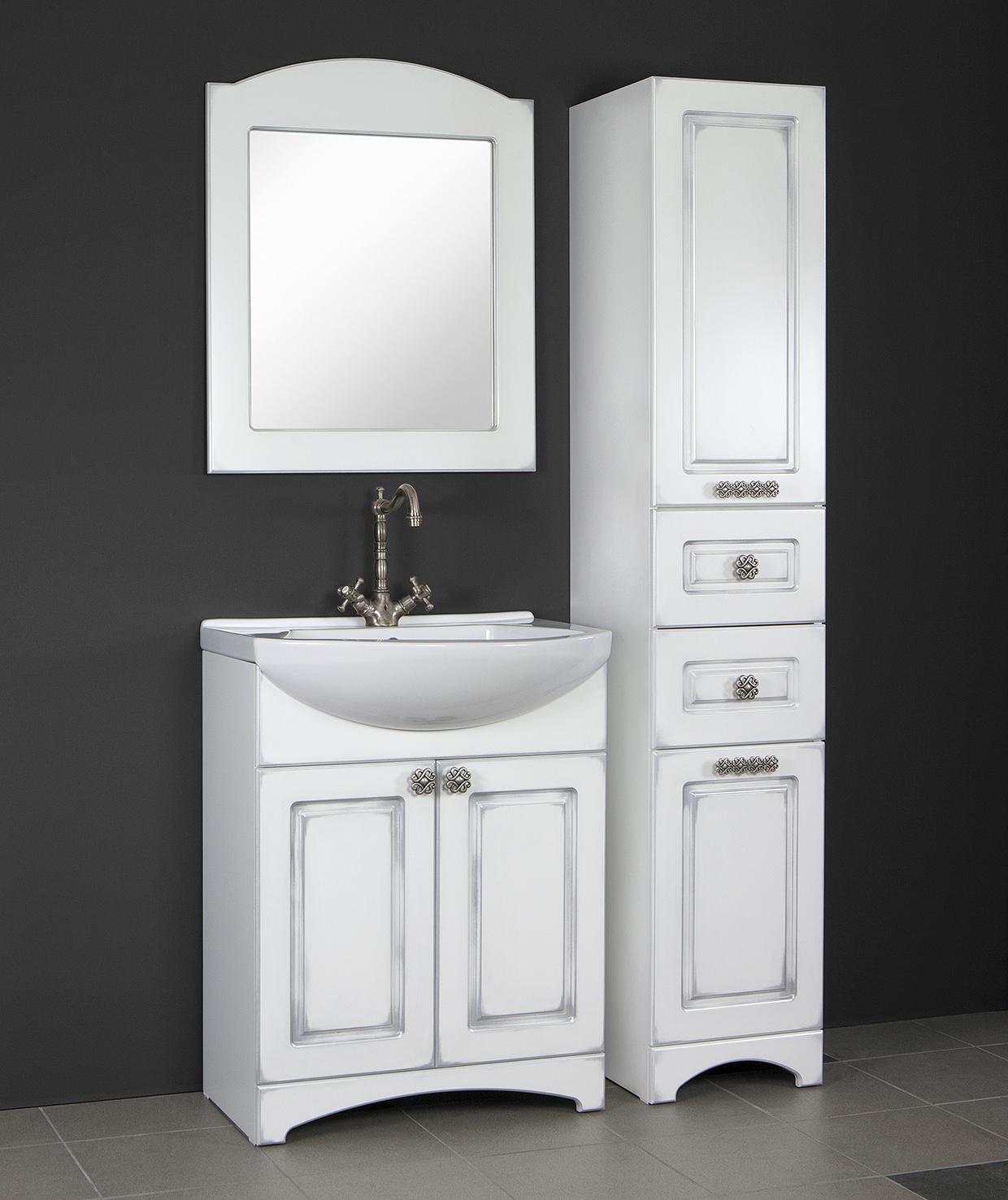 Сантехника, мебель для ванной, душевые кабины - Томск :: Мебель Норта